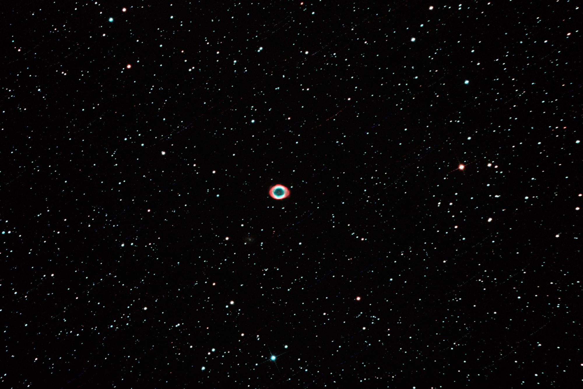 M57 Ringnebel