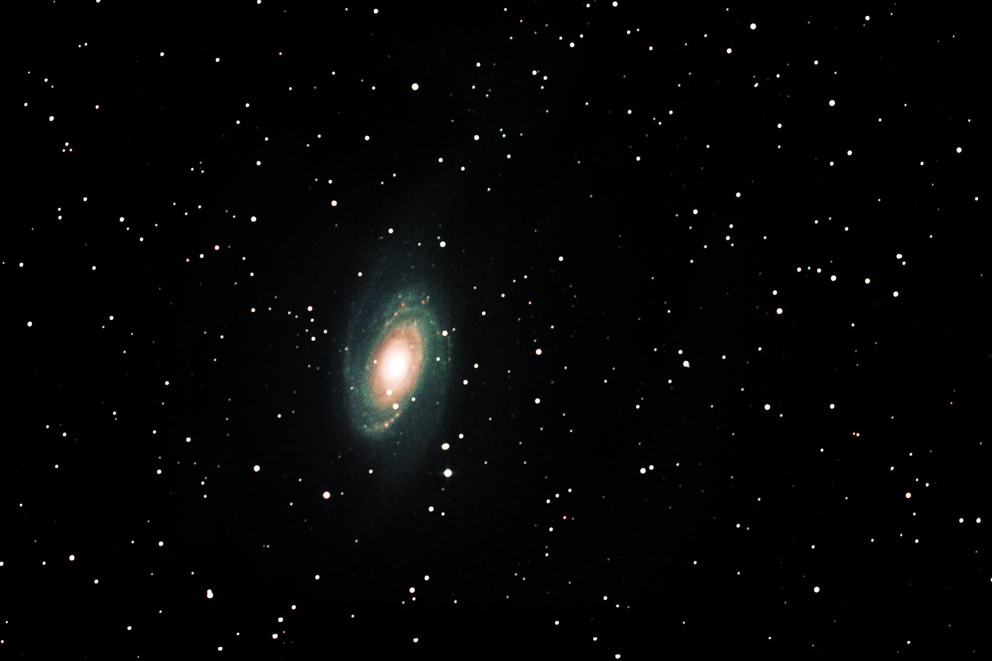 M81 Bodes Galaxie