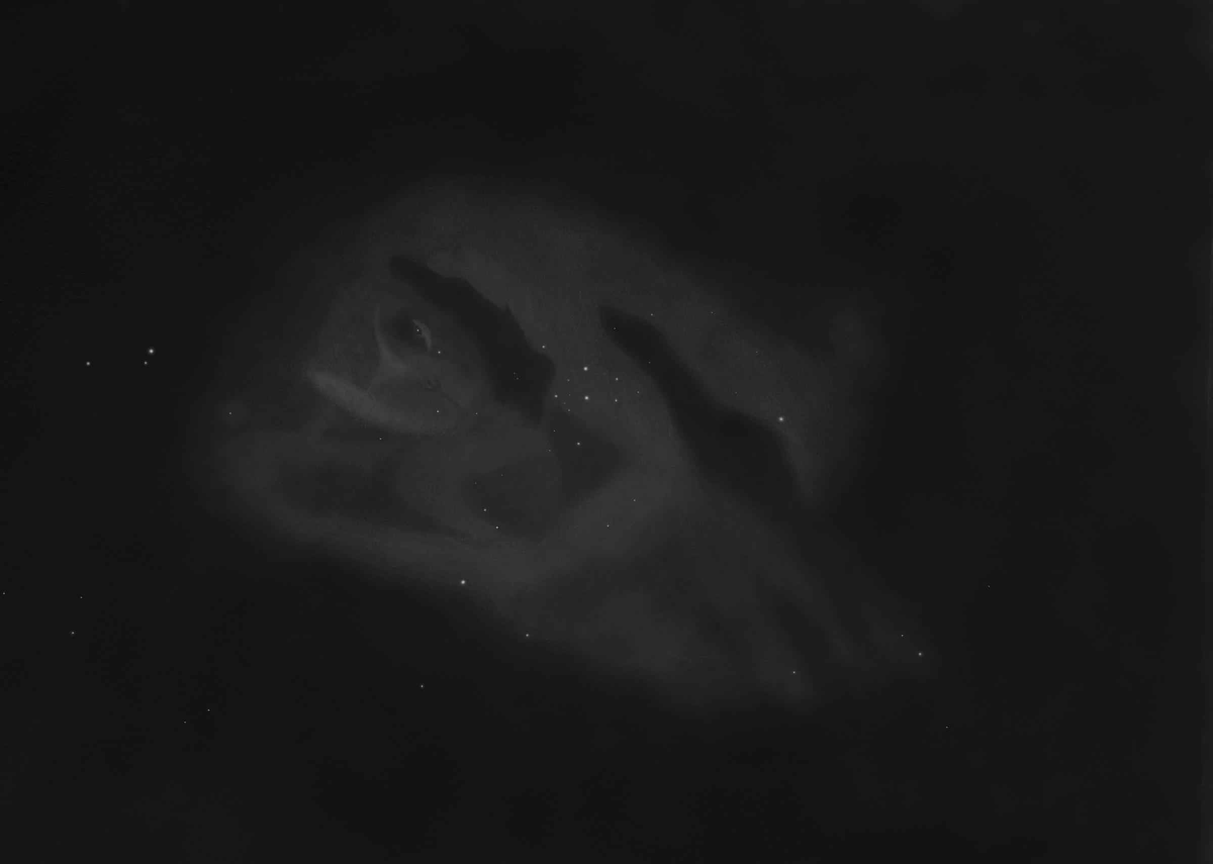 M8 Lagunennebel (Zeichnung)