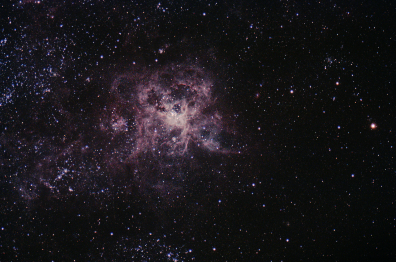 NGC 2070 Tarantelnebel