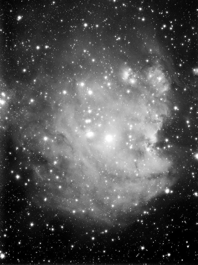 NGC 2174 Affenkopfnebel