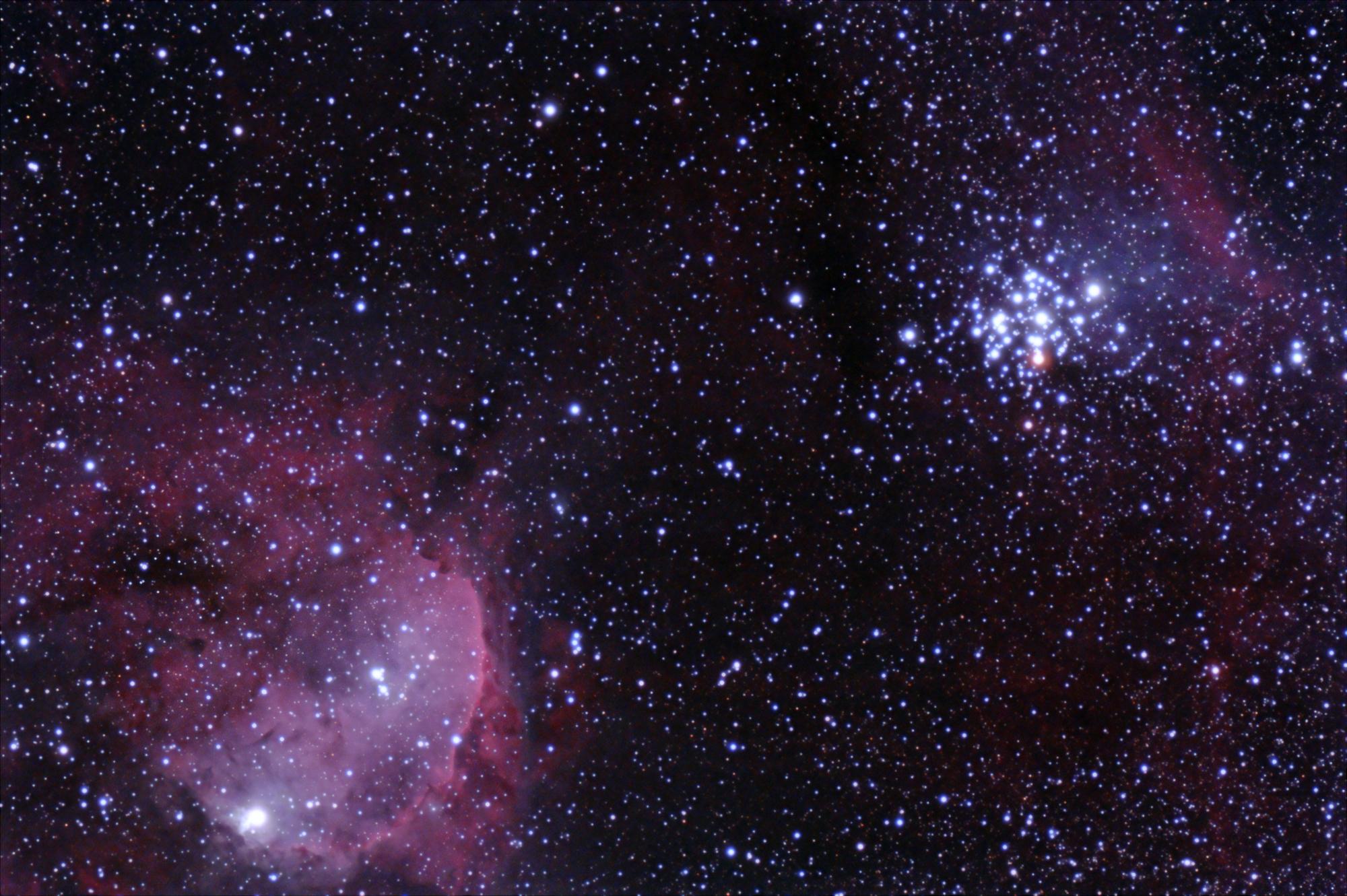NGC 3293 Gem-Cluster