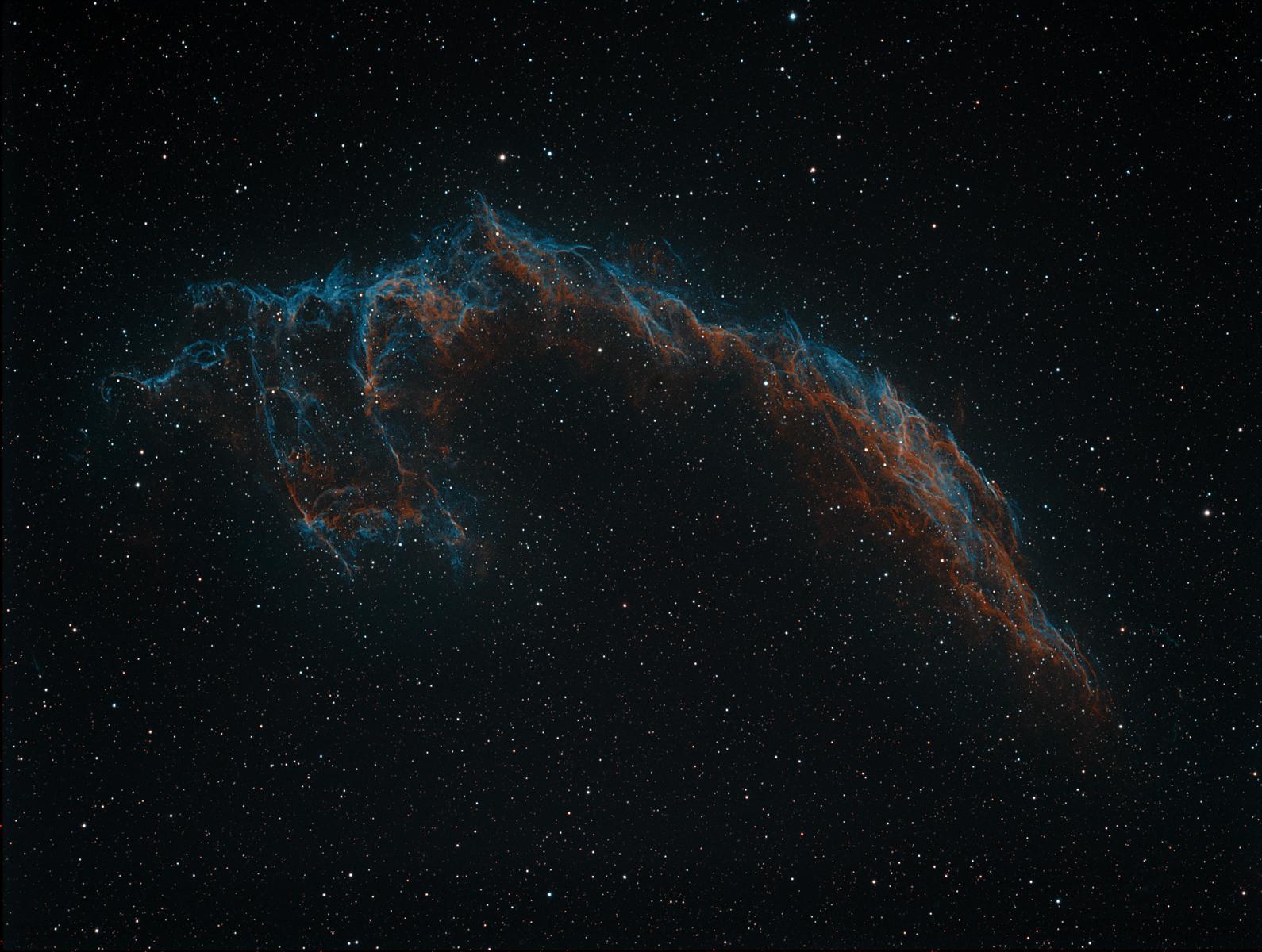 NGC 6995 Hexenhand