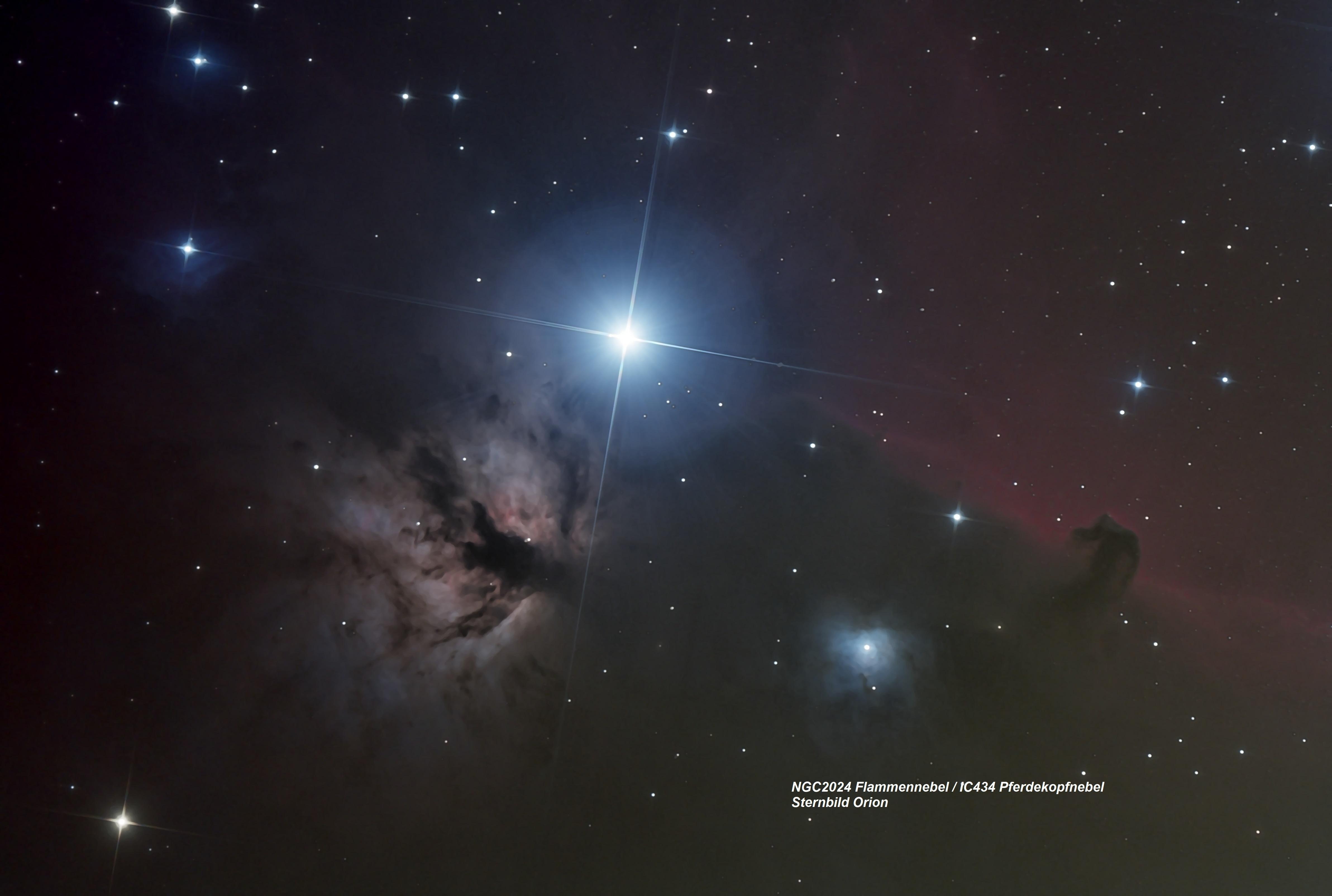 NGC 2024 Flammennebel