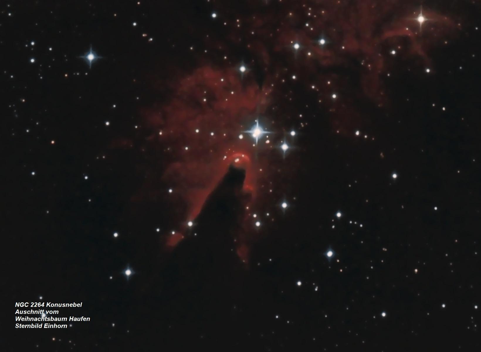 NGC 2264 Konusnebel