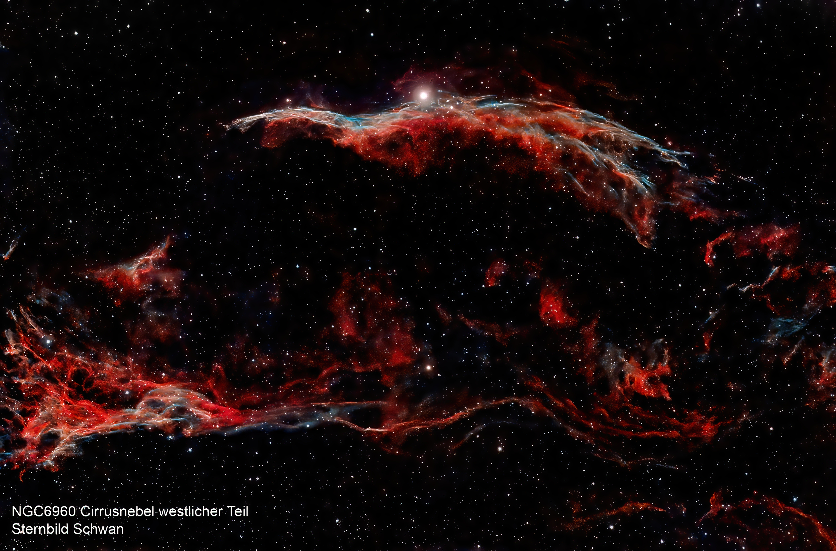 NGC 6960 Cirrusnebel