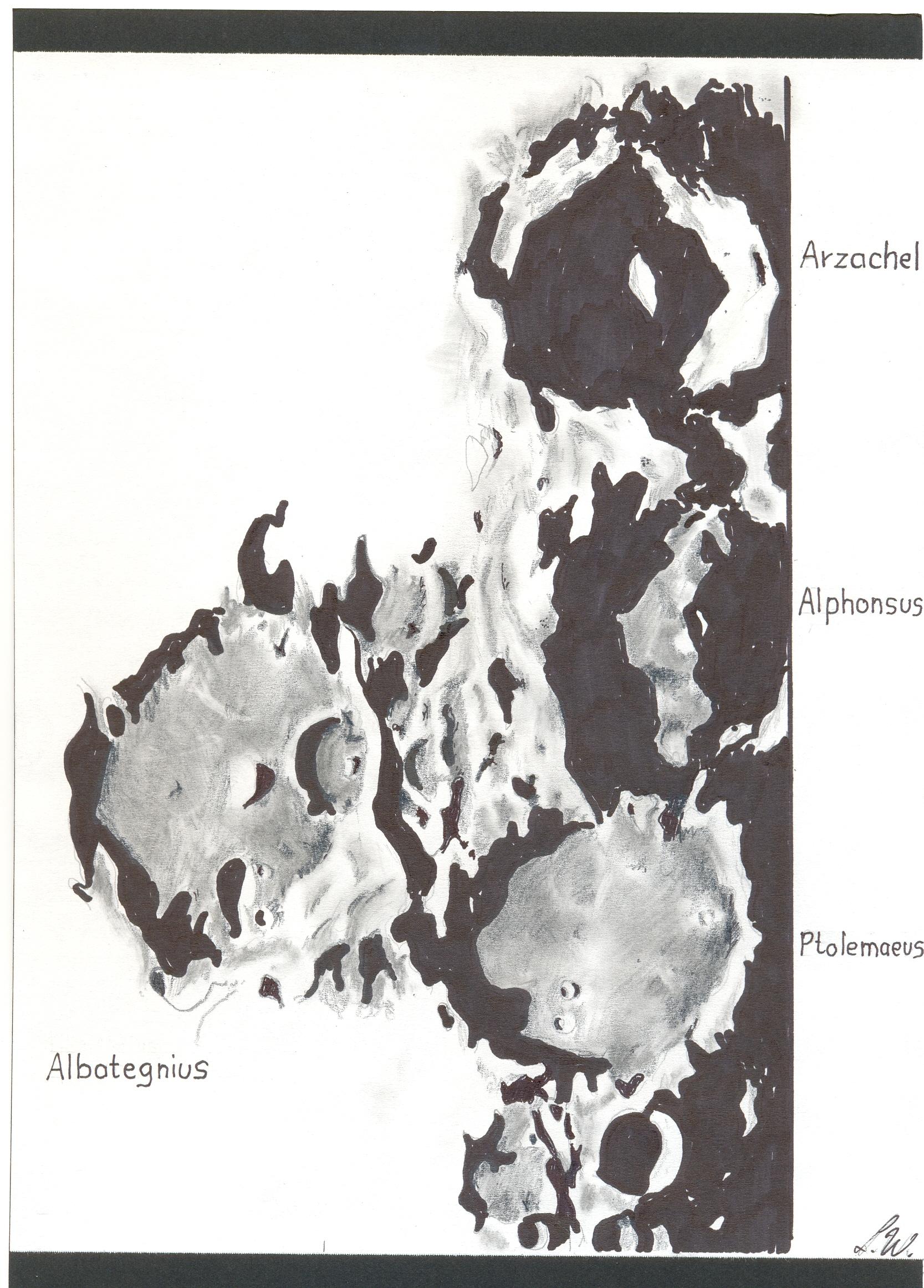 Region um Ptolemäus