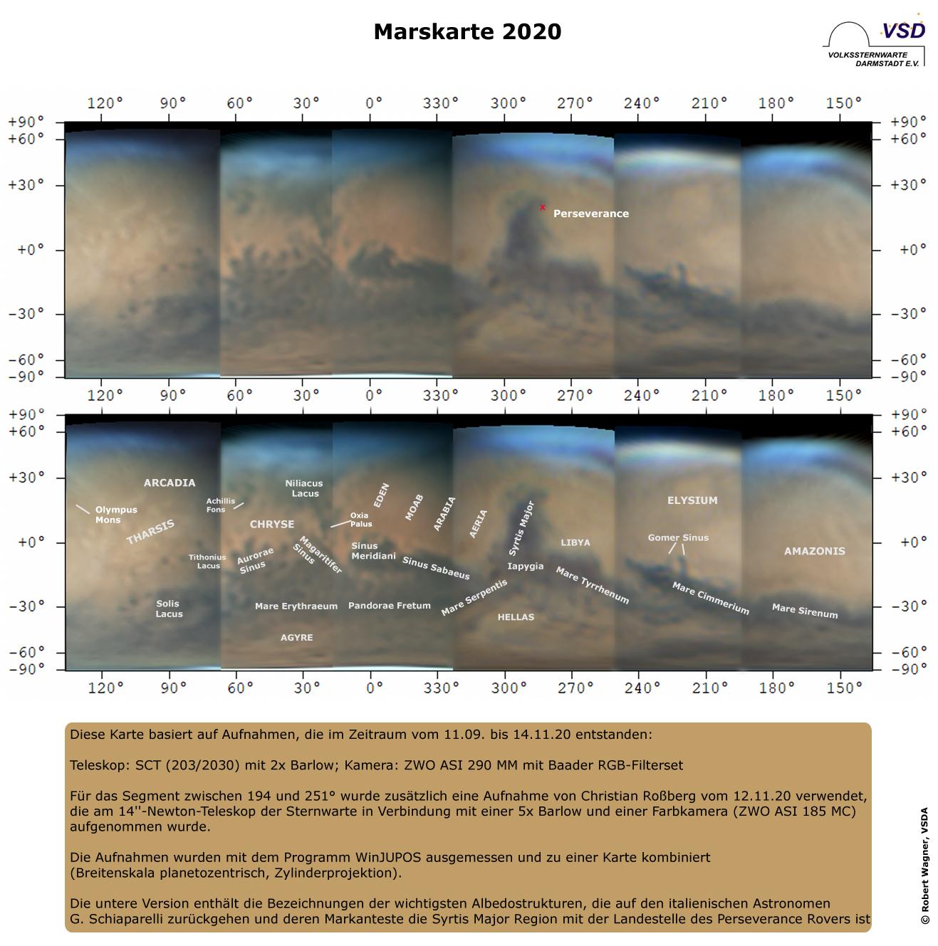 Marskarte 2020