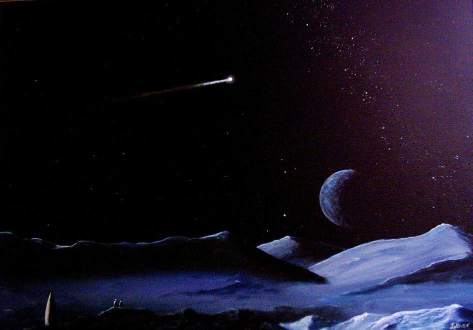 Auf Pluto