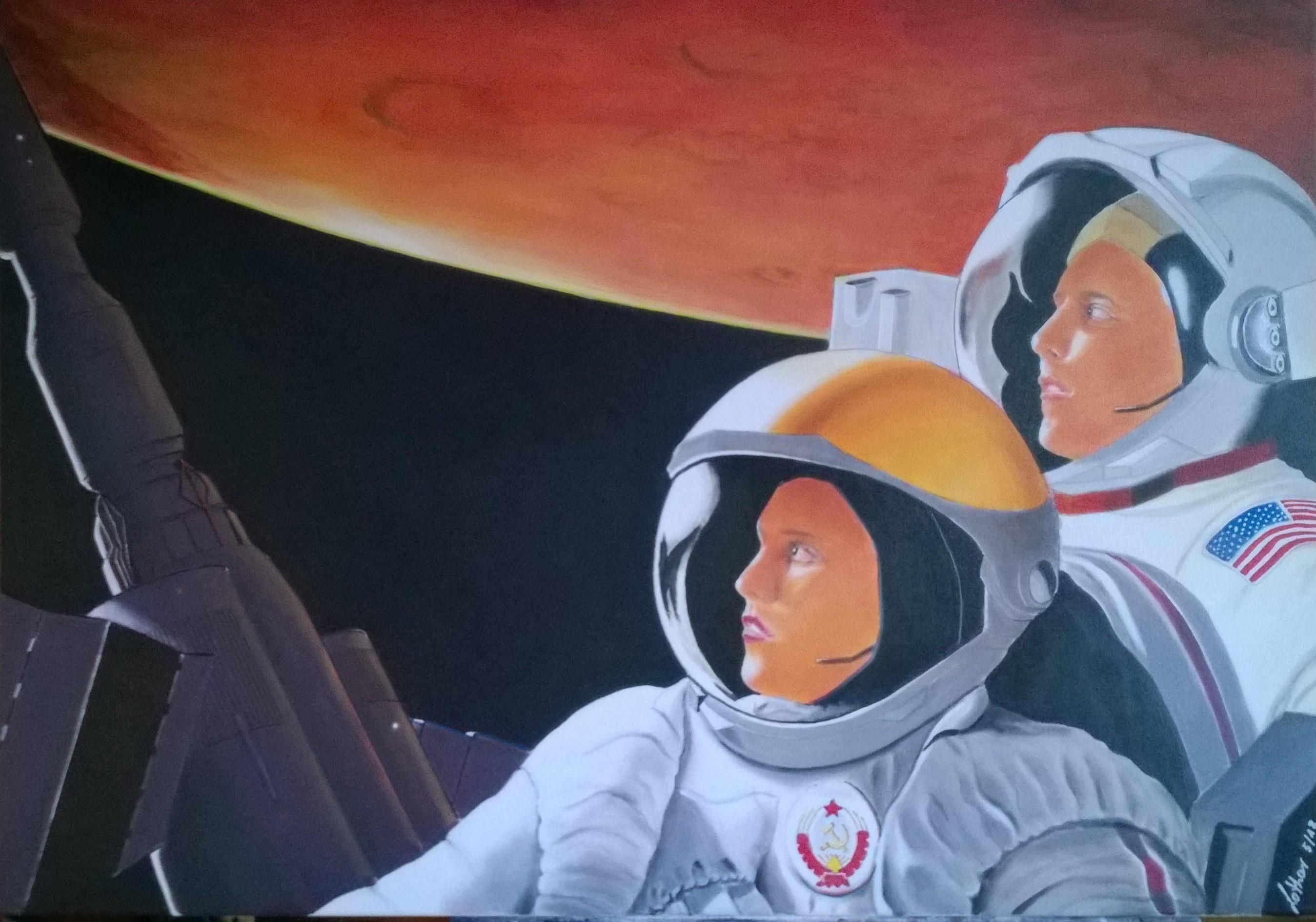 Geheimnisvoller Mars