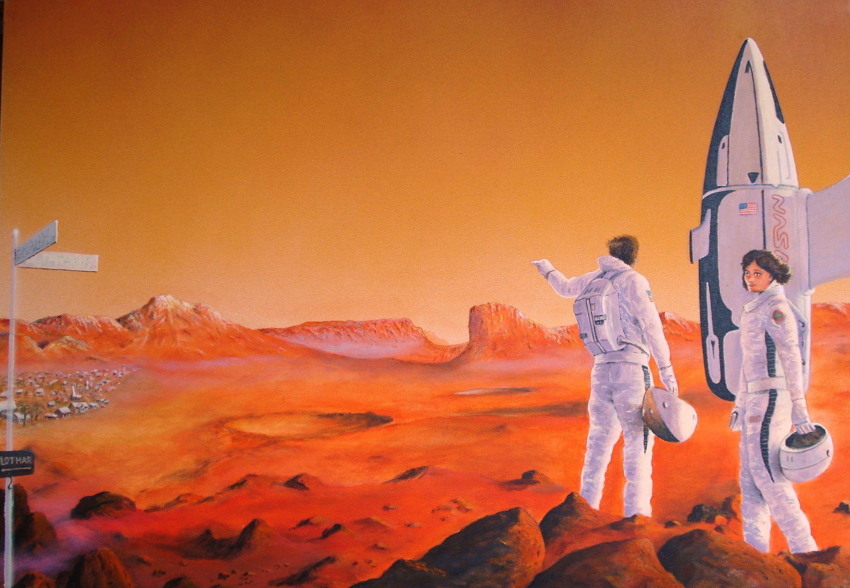 Utopis Mars