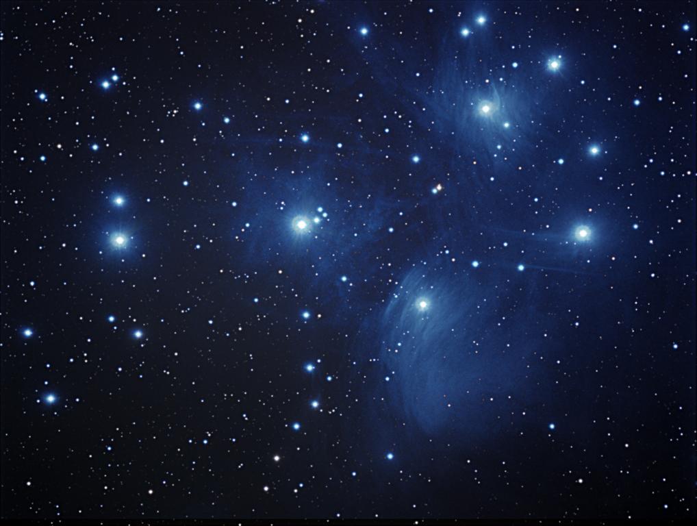 """""""Sterne über Darmstadt"""" - Sternhaufen am Herbsthimmel @ Observatorium Ludwigshöhe"""