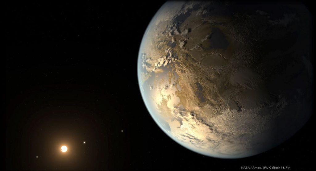 TESS - der neue Planetenjäger @ Observatorium Ludwigshöhe