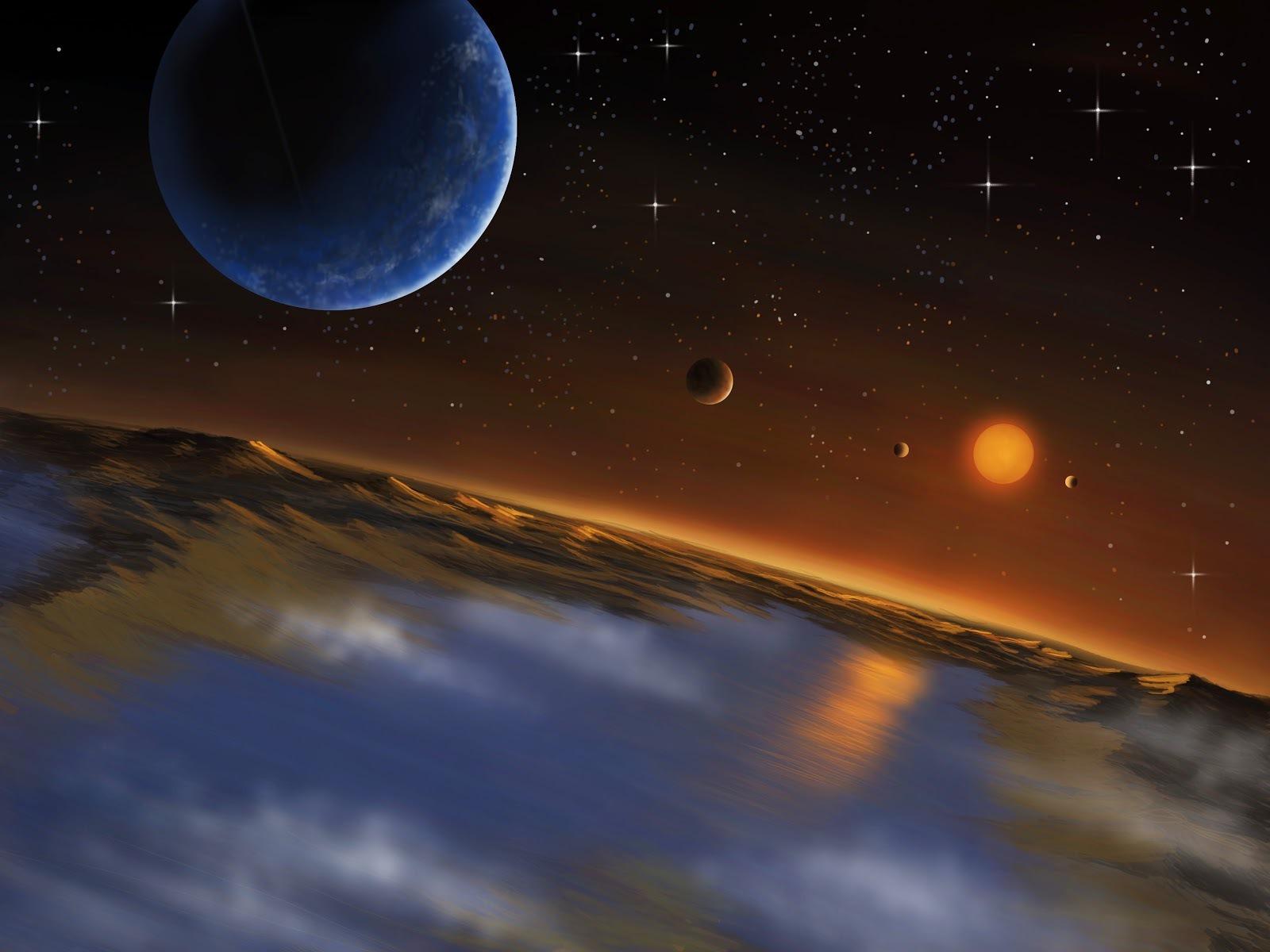 Astrobiologie im 21. Jahrhundert - Werden wir in diesem Jahrhundert außerirdisches Leben nachweisen? @ Observatorium Ludwigshöhe
