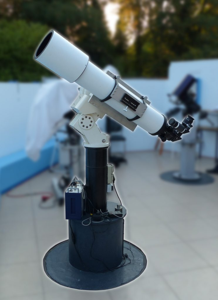 Grundlagen der Fernrohrbeobachtung @ Observatorium Ludwigshöhe