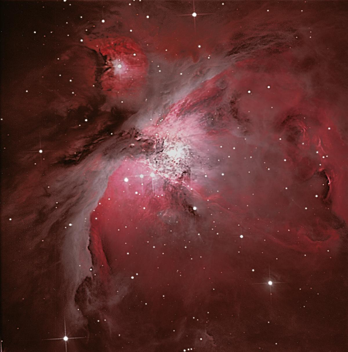 """""""Sterne über Darmstadt"""" - Sternhaufen und Galaxien am Winterhimmel @ Observatorium Ludwigshöhe"""