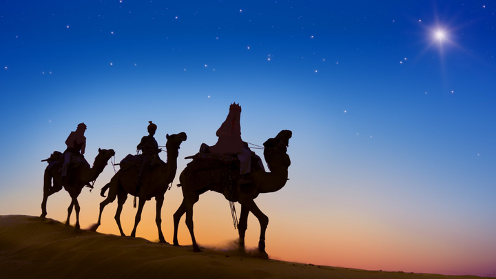Der Stern von Bethlehem – eine wissenschaftliche Betrachtung der Weihnachtsgeschichte @ Observatorium Ludwigshöhe