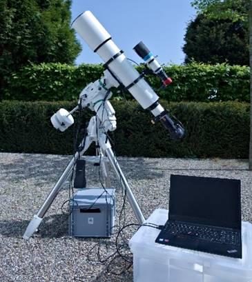 Einführung in die Astrofotografie @ Observatorium Ludwigshöhe