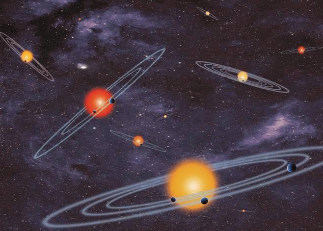 Die Suche nach der zweiten Erde @ Observatorium Ludwigshöhe