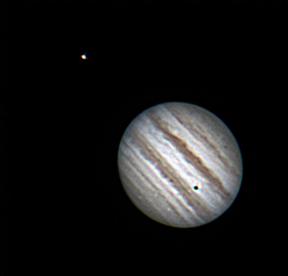Jupiter, Saturn - Beobachtungsabend @ Observatorium Ludwigshöhe