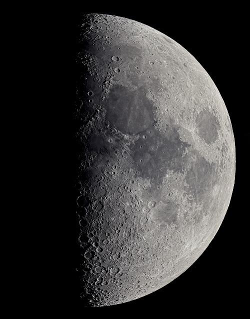Mondbeobachtung @ Observatorium Ludwigshöhe